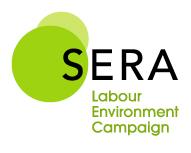 SERA - Labour's Environment Campaign