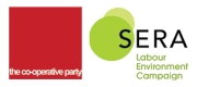 Joint SERA Co-op Party logo